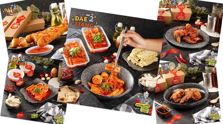 Nikmatnya 5 Menu Autentik Korea Kolaborasi Pochajjang dan Chef Jun