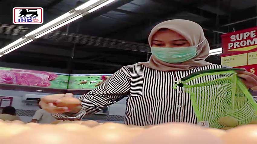 Super Indo Pastikan Standarisasi Keamanan Pangan Jelang Hari Raya Idul Fitri