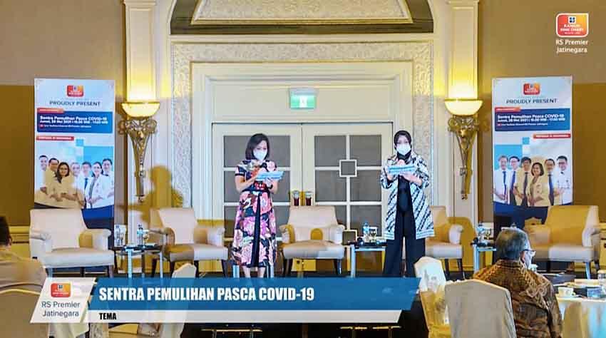 Sentra Pemulihan Pasca Covid19 Pertama di Indonesia Resmi Dibuka