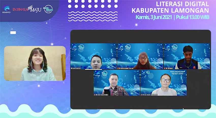 Kabupaten Lamongan Makin Cakap Digital