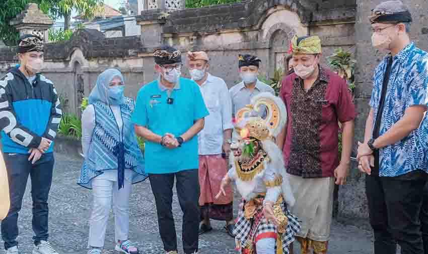 Terapkan CHSE Ketat, Pariwisata Bali Kembali Menggeliat