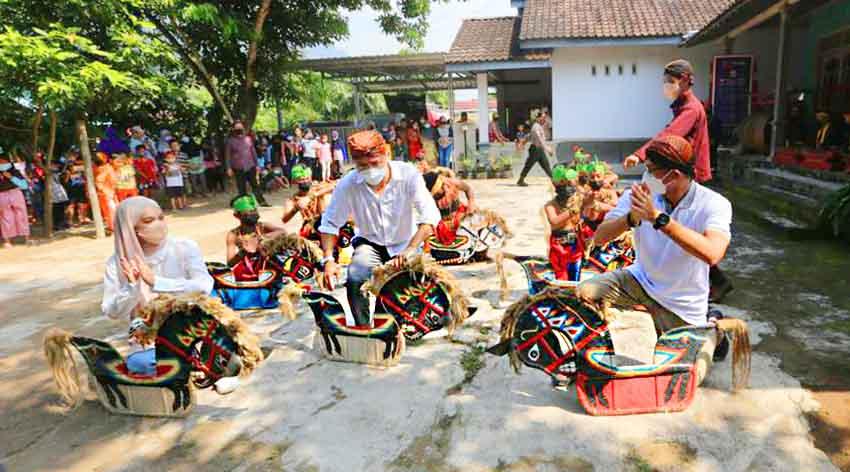 Sandiaga Uno; Desa Wisata Simbol Kebangkitan Ekonomi Nasional
