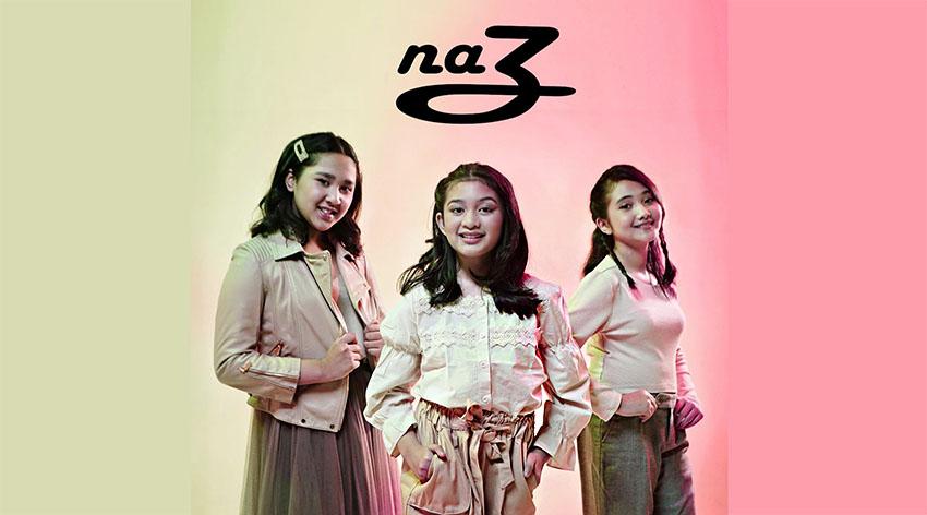 Ramaikan Belantika Musik Anak Indonesia, Trio NAZ Rilis Single Perdana