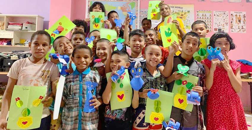 Rayakan Hari Anak Nasional, Herbalife Nutrition Kampanyekan #AnakPedulidiMasaPandemi