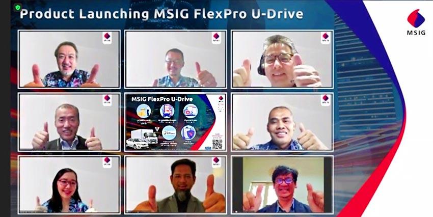 MSIG Indonesia Luncurkan MSIG FlexPro U-Drive