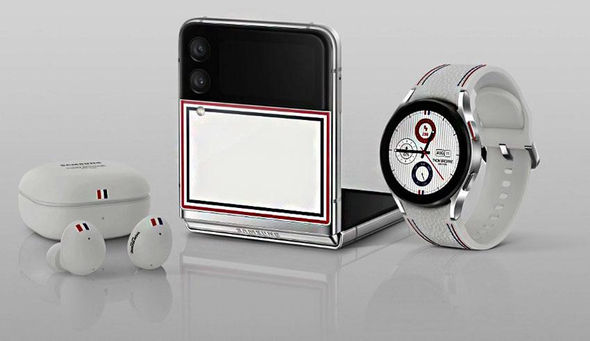Edisi Thom Browne Galaxy Z Fold3|Flip3 5G Dirilis di Indonesia