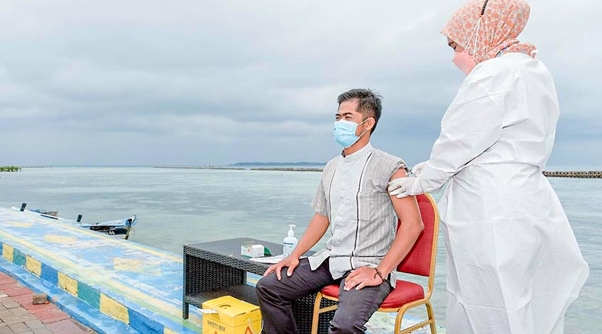 Sudah Vaksin? Saatnya Membuat Bucket List Wisata Ke Pulau Pramuka