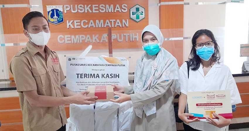 Padang Merdeka Salurkan Lebih Dari 6.000 Paket Makanan