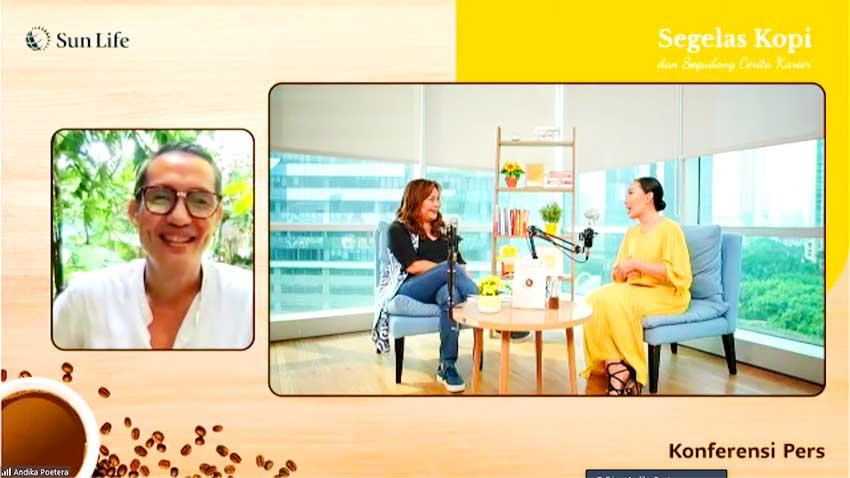 Intip Segudang Cerita Karier Presiden Direktur Sun Life Indonesia