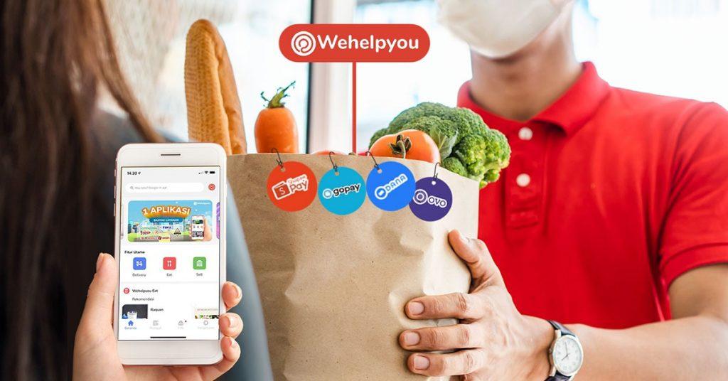 Hadirkan Platform Jual Beli Makanan, Wehelpyou Eat & Sell Jadi Solusi Bagi Usaha Makanan Mikro-Menengah