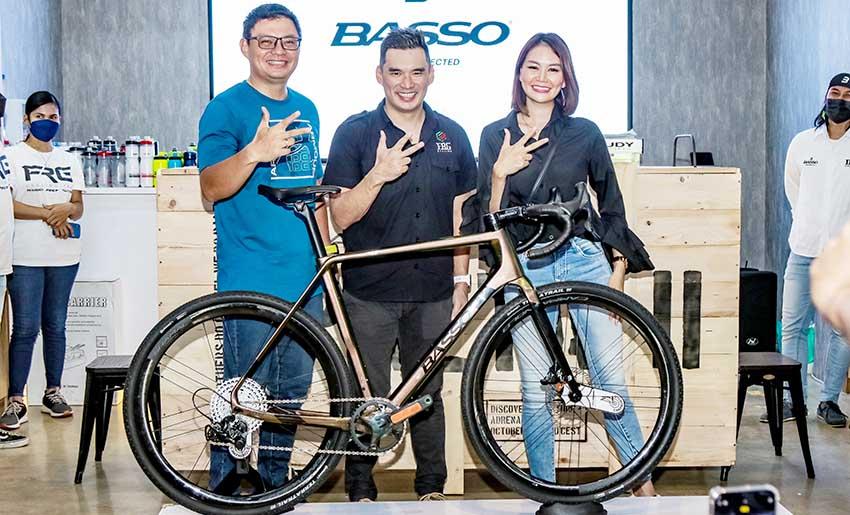 Basso Palta II Hadir dengan Grupset Campagnolo Ekar 13 Speed