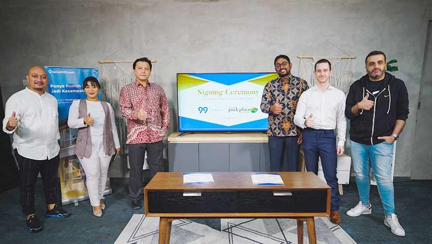 99 Group Berkolaborasi dengan Mustika Park Place untuk Program PASTI