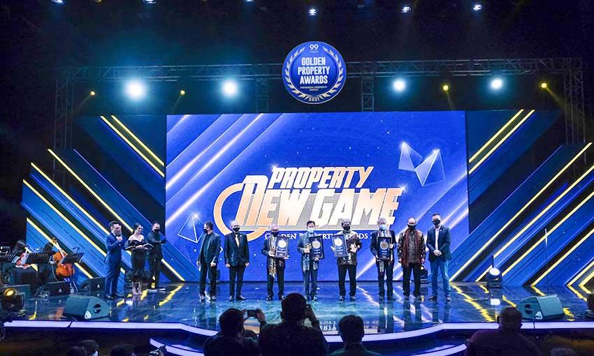 Sukses Digelar, Golden Property Awards 2021 Apresiasi Tertinggi untuk Pebisnis Properti
