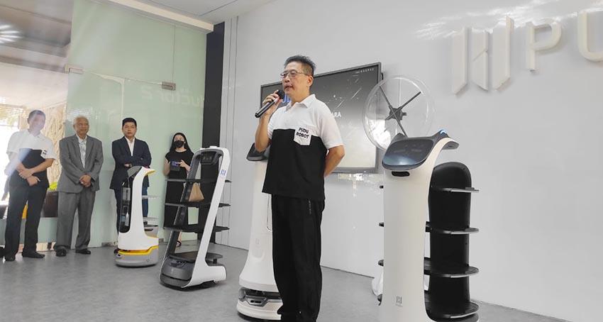 Hadir di Tanah Air, PUDU Robot Indonesia Persembahkan Robot Series Untuk Industri Hospitality